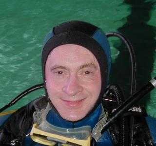 Сергей Чалов, дайвмастер, детский тренер по фридайвингу