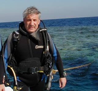 Борис Георгиевич Стоянов, инструктор НДЛ