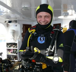 Владимир Савищенко, детский инструктор