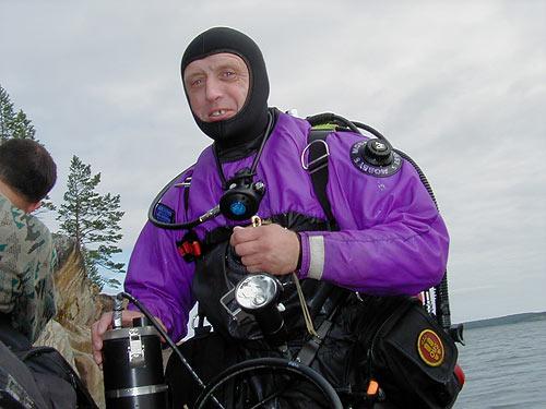 Глубоководные погружения (Deep Diver), курсы для дайверов