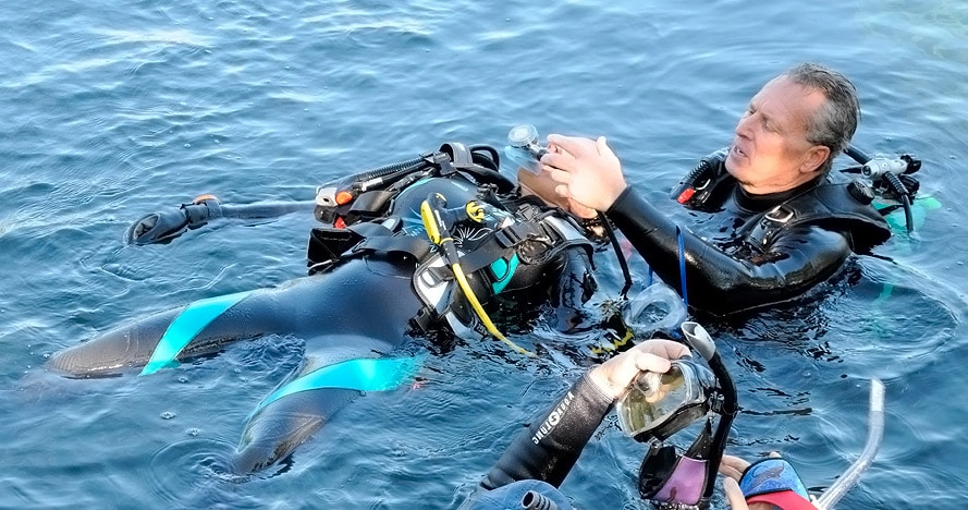 Курс Rescue Diver в СПб