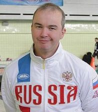 Инструктор Александр Пангаев