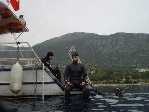О физиологии простейших способов погружения человека под воду (Конфуз императора)