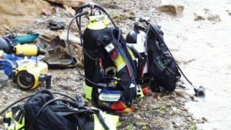 Основы безопасного плавания с аквалангом в пещерах (Азбука выживания)