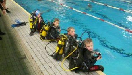 Начали работать детские группы сезона 2009/2010 года