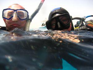 """Клуб подводного плавания """"Балтика"""" в Египте с 18 по 25 апреля 2009 года"""